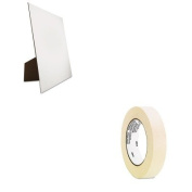 KITGEO26880UNV51301 - Value Kit - Geographics Easel Backed Board (GEO26880) and Universal General Purpose Masking Tape
