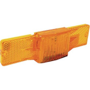 Seachoice Submersible Amber Side Marker Light with Reflector
