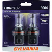 Sylvania 9004 XtraVision Headlight, Twin Pack