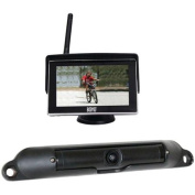 Boyo VTC424R WiFi High-Resolution Rearview Camera System with 11cm LCD Monitor