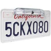 Boyo VTL401SR Bar-Type Licence Plate Camera with 2 Built-in Parking Sensors