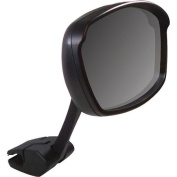 CIPA Wave Marine Mirror with Deluxe Bracket