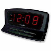 Westclox Instant-Set/Sets Time Automatically Alarm Clock