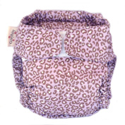 CuteyBaby All-in-One Nappy - One Size Fits All - Cheetah