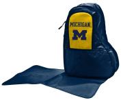 Lil Fan Sling Nappy Bag - NCAA Michigan Wolverines