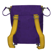 Lil Fan Nappy Messenger Bag, College Louisiana State Tigers