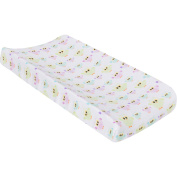 MiracleWare Owls Muslin Changing Pad Cover