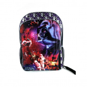 Star Wars 41cm  Backpack - Black and Grey