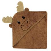 Baby Vision Luvbale Friends Animal Hooded Towel - Moose