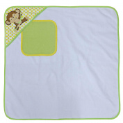Neat Solutions Monkey Hooded Towel & Washcloth Set