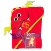 Sozo Dragon Hooded Towel