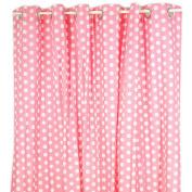 Pam Grace Creations Posh in Paris Cotton Shower Curtain