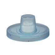 Adiri Nurser Bottle to Sippy Cup Transitional Cap - Blue