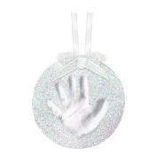 Babyprints Glitter Ornament
