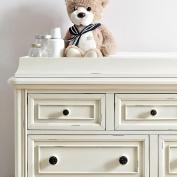 Bertini Tinsley Changing Topper - Antique White