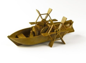 Academy Da Vinci Paddle Boat, Model