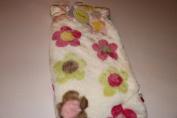Lollypop Super Soft Flower Baby Blanket