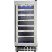 Danby Professional 34 Bottle Single Zone Built-In Wine Refrigerator
