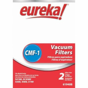 Micron Cassette And Motor Filter Combo Pack-STYLE CMF-1 VAC FILTER