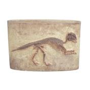 Fantastic Craft 30cm Dinosaur Plaited Vase