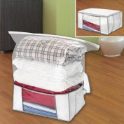 Whitmor 6782-5256-WHITE Spacemaker Vacuum Storage Bag