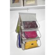 InterDesign Axis Hanging Handbag Organiser, Chevron