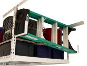 Utility Hooks for Garage Overhead Storage Rack - Set of 2