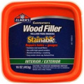 Elmer's Carpenter's Wood Filler, Interior/Exterior Stainable, 470ml
