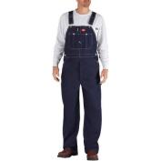 Dickies Big Men's 350ml 100% Cotton Indigo Bib Overalls