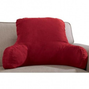 WalterDrake Burgundy Backrest Pillow