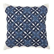 A & B Home Group, Inc Embroidered Cotton Throw Pillow