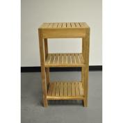 Anderson Teak Spa Freestanding 2-Shelf Table Stand