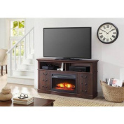 Better Homes and Gardens Cherry 150cm Media Fireplace for TVs up to 180cm