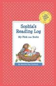 Sophia's Reading Log