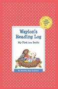 Waylon's Reading Log