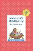Madeleine's Reading Log