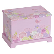 Mele & Co. Piper Musical Ballerina Jewellery Box