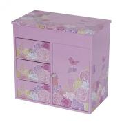 Tory Poppy Girl's Musical Ballerina Jewellery Box
