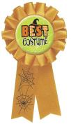 Best Costume Halloween Award Ribbon