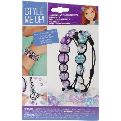 Style Me Up! Shamballa Style Bracelets