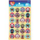 Beanie Boo Paper Stickers 96/Pkg-Jungle