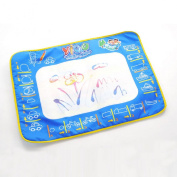 Lookatool® Cute Water Drawing Painting Writing Mat Board + Magic Pen Doodle Toy Gift 50*70CM