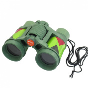 Portable Camouflage Colour Plastic 10 x 30mm Binocular Toy for Kids