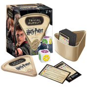 Trivial Pursuit World Of Harry Potter Board Game - 600 Wizarding Questions