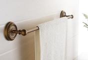 LAIER Single Towel Bar,Brass Made,Antique Bronze #LAIER20