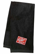 CMStP & P Embroidered Hand Towel Black [53]