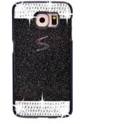 Galaxy S6 Edge +/Plus Case,Inspirationc® eauty Luxury Diamond Hybrid Glitter Bling Hard Shiny Sparkling with Crystal Rhinestone Cover Case for Samsung Galaxy S6 Edge +/Plus