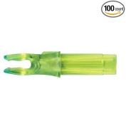 Bohning A Arrow Nocks (Easton Axis) Flo Green 100/Pkg
