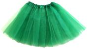 Hairbows Unlimited Emerald Green Ballet Dance Tutu Skirt