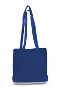 """Pack of 6 - Cottom Large Canvas Messenger Bag with Bottom Gusset - Size18""""w X 36cm h X 10cm d"""